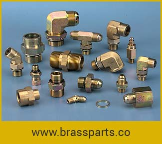 HYDRAULIC & PNEUMATIC FITTING