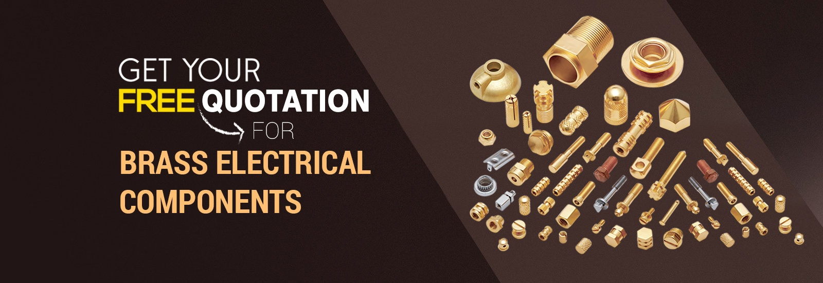 Brass Electrical Components Manufacturer
