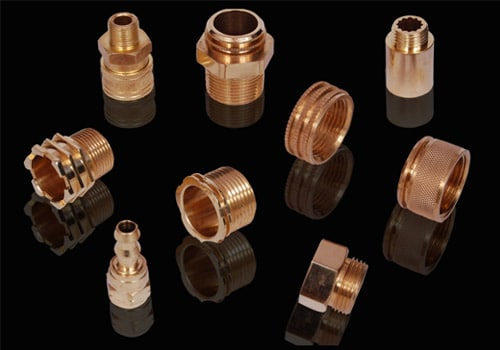 Brass Hydraulic and Pneumatic Fittings Manufacturer
