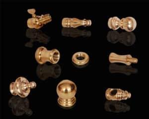 Brass Lamp Part Supplier in Pune, Mumbai