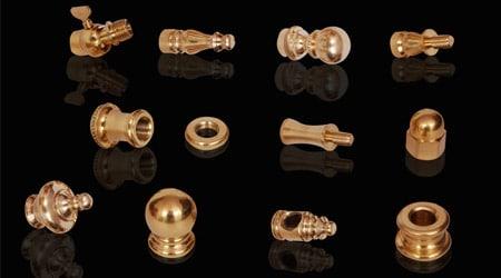 Brass Lamp Parts Exporter