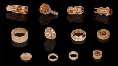 Brass Turning Parts supplier