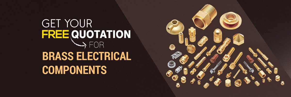 brass Electrical Components Manufacturer, Supplier in India