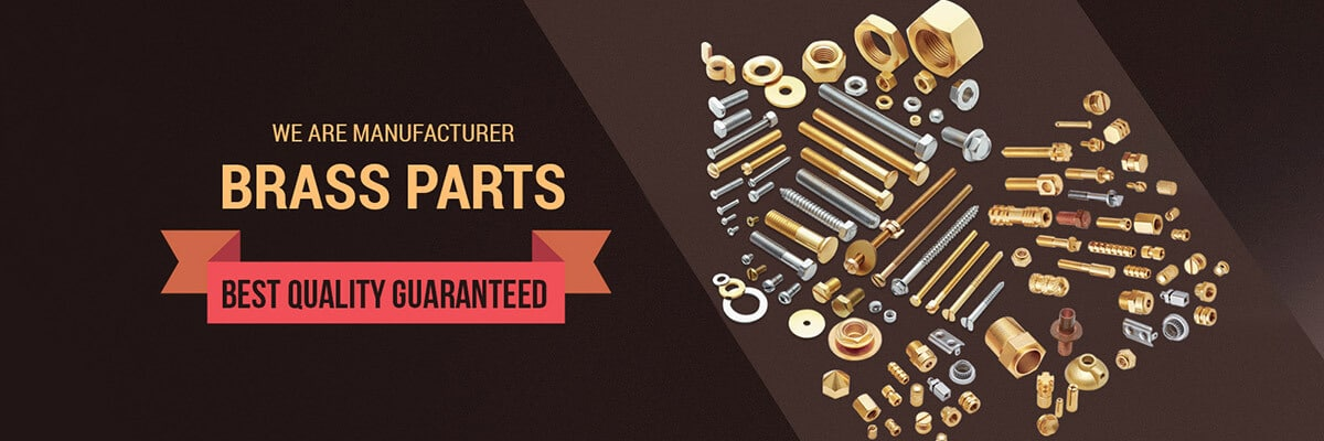 Brass Parts Manufacturer in Ahmedabad
